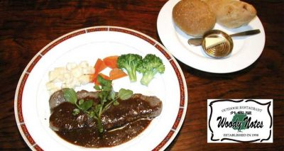 外飯屋WoodyNotes(ウッディ ノート)-堀之内のレストラン