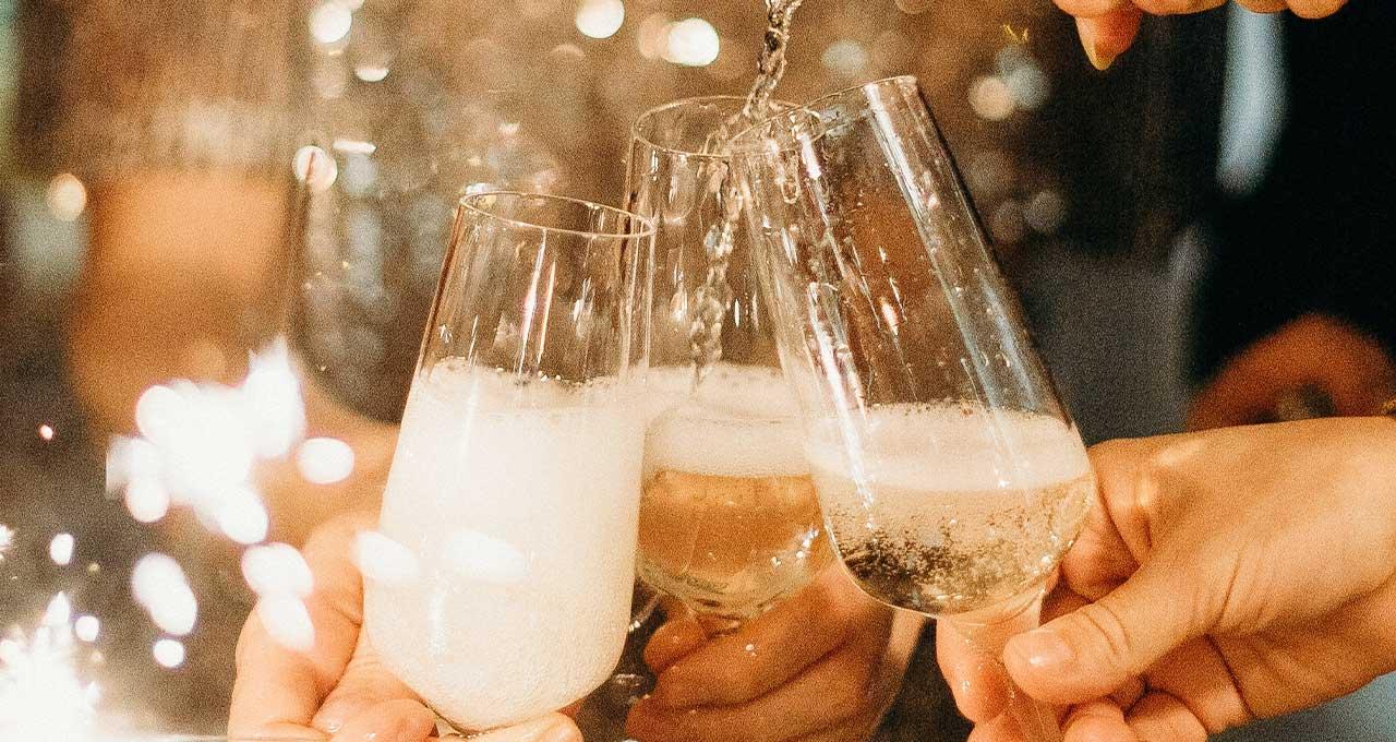 本当のワインの愉しみ方 -N°38- シャンパンは泡が命か